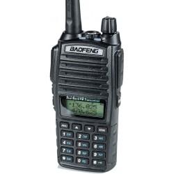 Радиостанция Baofeng UV-82HP 8W VHF(136-174MHz) UHF(400-520MHz) Li-ion 1800mAh