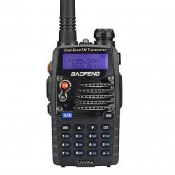Радиостанция Baofeng UV-5RA 5W VHF(136-174MHz) UHF(400-520MHz) Li-ion 1500mAh