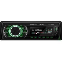 Автомагнитола CALCELL CAR-475U 1DIN, 4x35Вт, MP3, FM, SD, USB, AUX