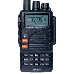 Радиостанция АРГУТ А-36 4W UHF(300-339MHz) Li-ion 1500mAh