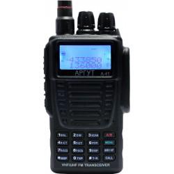Радиостанция АРГУТ А-41 5W VHF(136-174MHz) UHF(400-520MHz) Li-ion 1500mAh