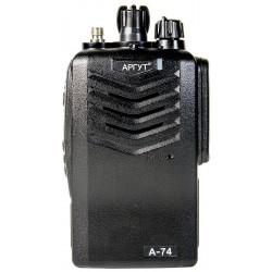 Радиостанция АРГУТ А-74 5W dPMR UHF(400-470MHz) Li-ion 2600mAh