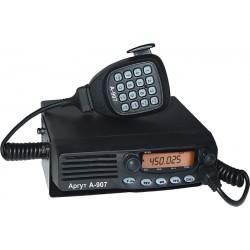 Радиостанция стационарная АРГУТ А-907 45W UHF(400-470MHz) DC 12V