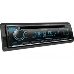 Автомагнитола Kenwood KDC-320UI 1DIN, 4x50Вт, MP3, FM, USB, AUX, съемная панель