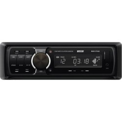 Автомагнитола Mystery MAR-373UC 1DIN, 4x50Вт, MP3, FM, USB, AUX, съемная панель, ПДУ