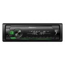 Автомагнитола Pioneer MVH-S120UIG 1DIN, 4x50Вт, MP3, FM, USB, AUX, съемная панель