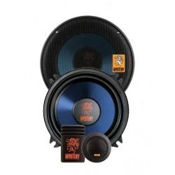 Колонки автомобильные 13см Mystery MC-540 50/150Вт, 60-21000Гц, 4Ом, 91дБ, компонентная АС