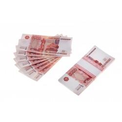 """Деньги шуточные """"5000 рублей"""""""