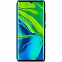 "Смартфон Xiaomi Mi Note 10 6/128GB Aurora Green 2sim/6.47""/2340*1080/8*2.2ГГц/6G/128G/mSD/108+12+10+5Мп/NFC/And/5260mAh"
