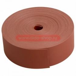 Лента тeрмоусаживаемая с клеевым слоем REXANT 25 мм х 0,8 мм, красная, ролик 5 м, ТЛ-0,8