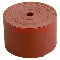 Лента тeрмоусаживаемая с клеевым слоем REXANT 50 мм х 0,8 мм, красная, ролик 5 м, ТЛ-0,8