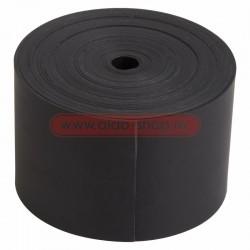 Лента тeрмоусаживаемая с клеевым слоем REXANT 50 мм х 0,8 мм, черная, ролик 5 м, ТЛ-0,8