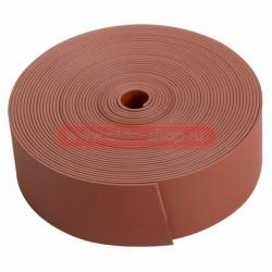 Лента тeрмоусаживаемая с клеевым слоем REXANT 25 мм х 1,0 мм, красная, ролик 5 м, ТЛ-1,0