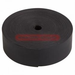 Лента тeрмоусаживаемая с клеевым слоем REXANT 25 мм х 1,0 мм, черная, ролик 5 м, ТЛ-1,0
