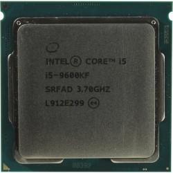Процессор 1151v2 Intel Core i5-9600KF (6ядер/6потоков*3,7ГГц-4,6ГГц,9Мб,95Вт,oem)