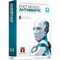 Eset NOD32 Антивирус - лиц на 1год или прод на 20мес 3 ПК Box (NOD32-ENA-1220(BOX)-1-1) NOD32-ENA-1220(BOX)-1-1