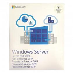 Windows Server CAL 2019 English MLP 5 Device CAL R18-05656