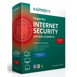 Kaspersky Internet Security Multi-Device Russian Edition. 5-Device 1 year Base Box KL1941RBEFS