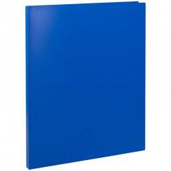 Папка с пружинным скоросшивателем Спейс 15мм. 500мкм. синяя (FS2 314)