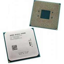 Процессор AMD AM4 Athlon 3000G (2ядра/4потока*3,5ГГц,4Мб,Vega3,35Вт,oem)