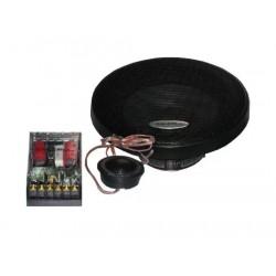 Колонки автомобильные 16см CALCELL CP-625C 200Вт, 80-20000Гц, 4Ом, компонентная АС
