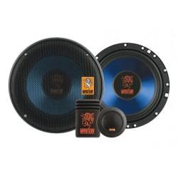 Колонки автомобильные 16см Mystery MC-640 70/200Вт, 55-21000Гц, 4Ом, 92дБ, компонентная АС