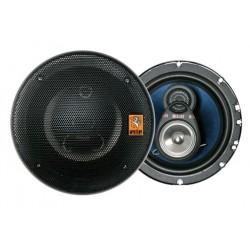 Колонки автомобильные 16см Mystery MC-643 60/180Вт, 55-20000Гц, 4Ом, 91дБ, коаксиальная АС