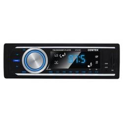 Автомагнитола Centek СТ-8107 1DIN, 4х50Вт, MP3, FM, SD, USB, AUX