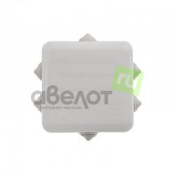 Коробка распаячная ОП 100х100х50 IP55 KM41234 ИЭК UKO11-100-100-050-K41-55