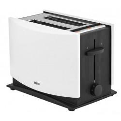 Тостер Braun HT 400 White 1080Вт, механическое управление