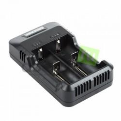 Зарядное устройство REXANT I2 для Li-ion 18650, 26650, 14500, 18500, 17670, 17500, 16650, 16340.