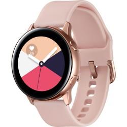"Смарт-часы Samsung Galaxy Watch Active SM-R500 Rose Gold 1.11""/2*1.15ГГц/768Mb/4Gb/IP68/WR50/WiFi/Bt/GPS/230mAh"