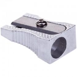 Точилка Спейс 1 отверстие, металлическая (SHM1 1610)