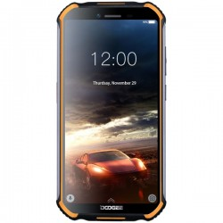 "Смартфон DOOGEE S40 3/32Gb Fire Orange 2sim/5.5""/960*480/4*1.5ГГц/3Gb/32Gb/mSD/5+8Мп/And9.0/4650мАч"