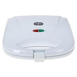Сэндвич-тостер OLTO WA-3017 White 750Вт, антипригарное покрытие, индикатор работы