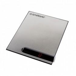 Кухонные весы Endever Chief-534 Silver электронные, сталь, макс. 5кг, точность 1г, авто вкл/выкл
