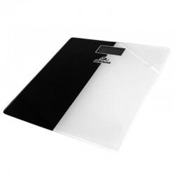 Весы Добрыня DO-3013 White/black стекло точность 0,1кг, макс. 180кг, авто вкл/выкл