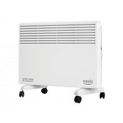 Конвектор Oasis LK-15D 1500Вт, 15кв.м, термостат, настенный/напольный