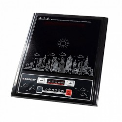 Плита настольная Endever IP-19 Black 1450Вт, конфорок-1, упр. сенсорн., индукция