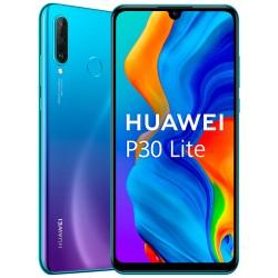 "Смартфон Huawei P30 Lite 6/256Gb Peacock Blue 2sim/6.15""/2312*1080/8*2.2Ггц/6Gb/256Gb/mSD/14+8+2Мп/NFC/And9/3340mAh"