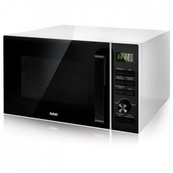 Микроволновая печь BBK 25MWS-970T/WB White (900Вт,25л,электр-е упр.)