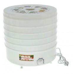 Сушилка для овощей Помощница СШ-008 White 520Вт, 5 поддонов