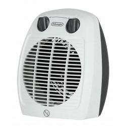 Тепловентилятор Delonghi HVA3220 White 2000Вт 24кв.м, спиральный нагреватель