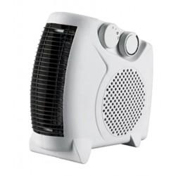 Тепловентилятор Oasis LS-20 (B) White 2000Вт 20кв.м, спиральный нагреватель, термостат
