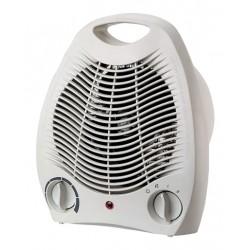 Тепловентилятор Oasis SB-20 R (F) White 2000Вт 20кв.м, спиральный нагреватель, термостат