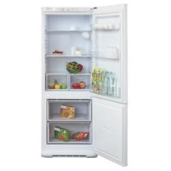 Холодильник Бирюса-634 White, 2 камеры, 295л/210л/85л, 60x62.5x165, класс A, капельная система