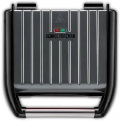 Гриль George Foreman 25041-56 Black 1650Вт, антипригарное покрытие, мех-е управление