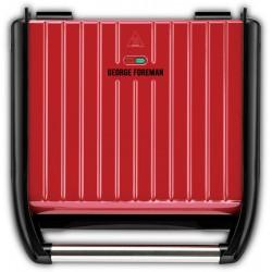 Гриль George Foreman 25050-56  Red 1850Вт, антипригарное покрытие, мех-е управление