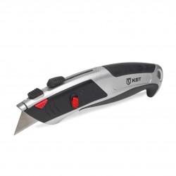 Нож строительный монтажный НСМ-19 (КВТ)