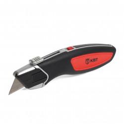 Нож строительный монтажный НСМ-18 (КВТ)